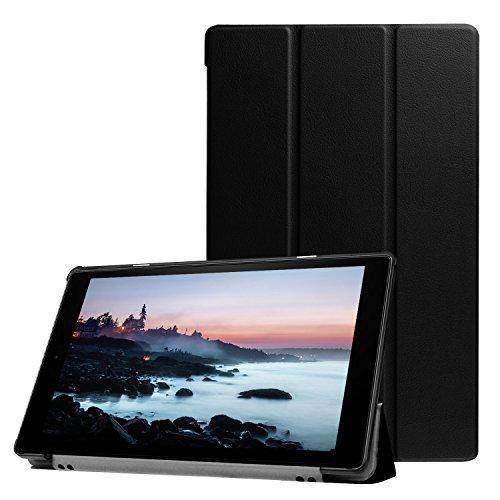 COVER für Amazon Fire HD10 2017 Tablet Hülle Klapp-Tasche 10.1 Zoll Halterung Case