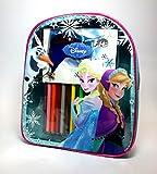 Mochila Guardería FROZEN Disney + colores Giotto regalo escuela New oferta 2016