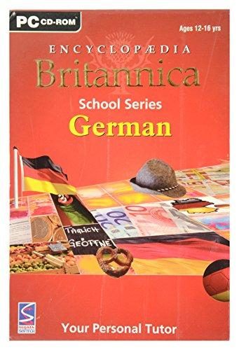 Encyclopedia Britannica School Series German- CD-ROM