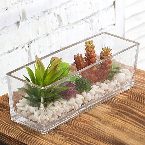 Glas-Arrangement Gewicht