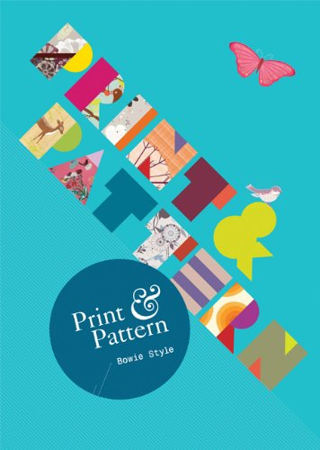 Print & Pattern (Laurence King Publishing) por Bowie Style