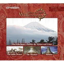 CD WISSEN - Reise durch die Weltgeschichte. 1000 bis 500 v. Chr, 1 CD