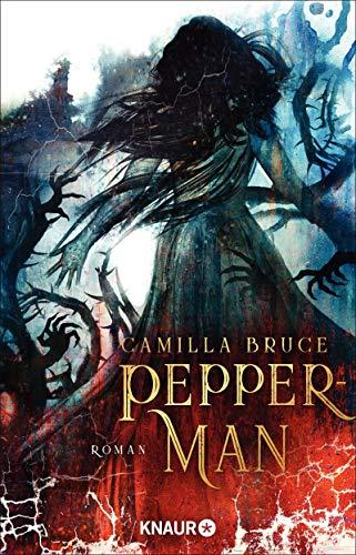 Pepper-Man: Roman von [Bruce, Camilla]