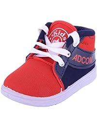 ADCOM Boys' Cotton Sneakers - B01M167BYI