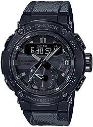 Casio GST B200TJ 1A G Shock Analog Digital Watch, Black