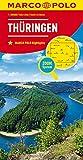MARCO POLO Karte Deutschland Blatt 7 Thüringen 1:200 000: Wegenkaart 1:200 000 (MARCO POLO Karten 1:200.000)