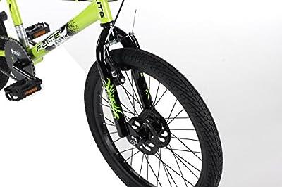 """Flite Panic 20"""" BMX Bike - Green by Flite"""