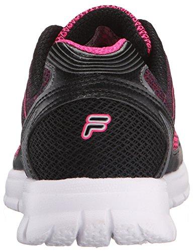 Fila 3 bis Capacità scarpa da running Pglo/Blk/Csrk