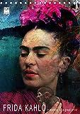 FRIDA KAHLO in memory of a great artist (Tischkalender 2018 DIN A5 hoch): 12 Portraits der mexikanischen Malerin Frida Kahlo (Monatskalender, 14 ... [Kalender] [Apr 04, 2017] Fischer, Harald