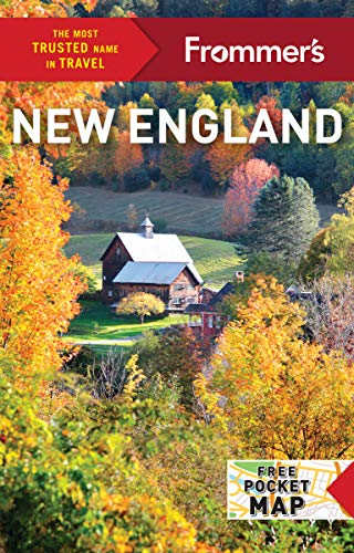 Frommer's New England (Complete Guides) (English Edition) National Ice Cream