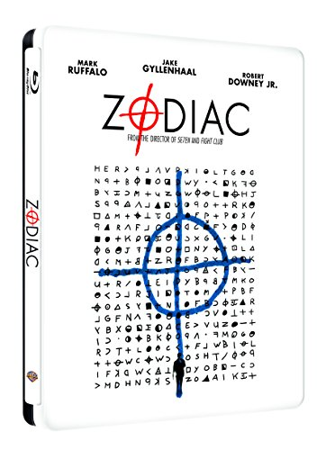 Zodiac [Director's Cut - Édition boîtier SteelBook]