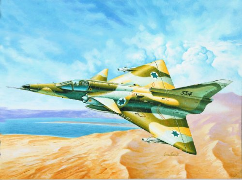 Italeri 0163S - KFIR C2-C7 Flugzeug