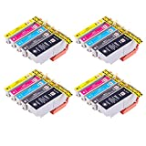 20PerfectPrint Kompatible Tintenpatrone ersetzen T2621T2631T2632T2633T263426X L für Epson Expression Premium XP-510XP-605XP-610XP-615XP-625XP-700XP-710XP-720XP-800XP-Drucker