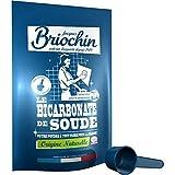 Briochin - le bicarbonate de soude écocert en sachet doypack - 500g