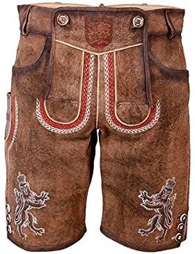 Michaelax-Fashion-Trade Krüger - Herren Lederhose, England (Artikelnummer: 94664-7)