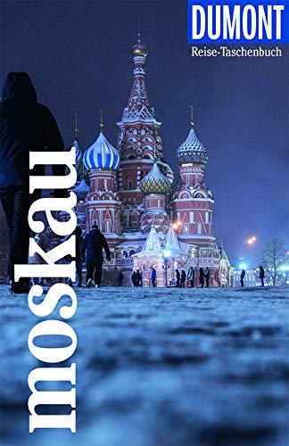 DuMont Reise-Taschenbuch Reiseführer Moskau - Moskau Stadtplan