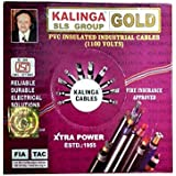 Kalinga Gold Wire 1.5Sq mm (Red)