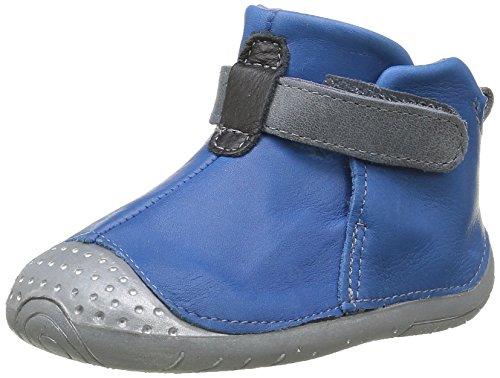 BabybotteZak 3 - Scarpine prima infanzia Bimbo 0-24 , Blu (Bleu (088 Bleu)), 19