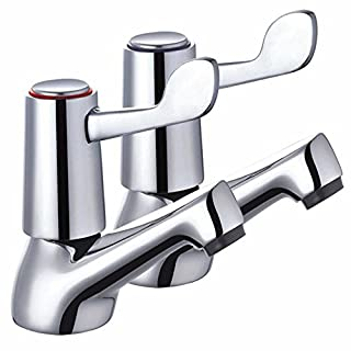 Astini Alpha Chrome Lever Basin Taps AL047