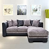 Beshomethings Chenille Fabric 3 Seater Sofa Corner Group - Best Reviews Guide