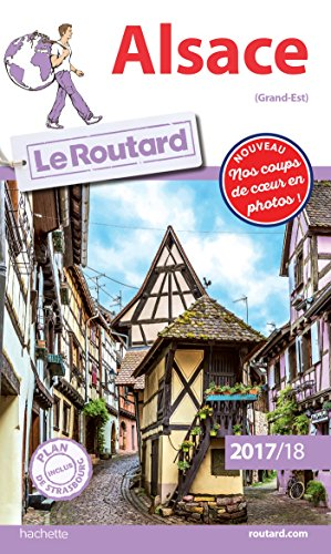 Guide du Routard Alsace 2017/18