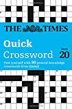 The Times Quick Crossword Book 20 (Times Mind Games)