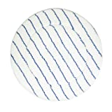 RETOL Mikrofaserpad, 406 mm, f. Einscheibenmaschinen, Reinigungspad für Hartböden wie Fliesen, Holz, Kunststoff (1 Stk.)