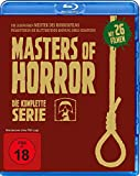 DVD Cover 'Masters of Horror - Big Box Staffel 1+2 [Blu-ray] [Limited Edition]