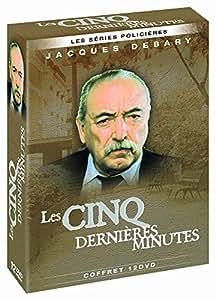 5 dernières minutes Jacques Debary coffret 1