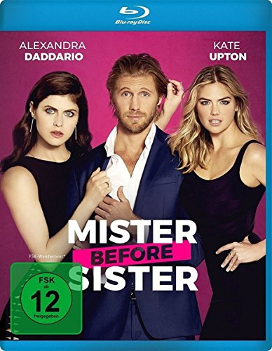 Mister Before Sister [Blu-ray]