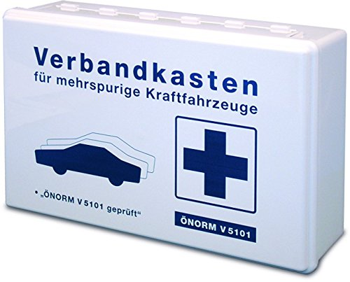 KFZ-Verbandkasten ÖNORM V 5101 Weiß