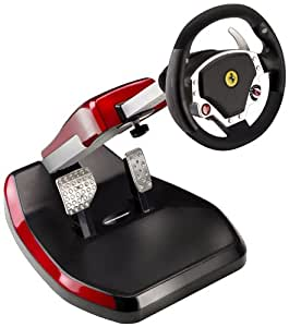 Thrustmaster Ferrari Wireless GT Cockpit 430 Scuderia Edition Born to be the Fastest PlayStation® 3