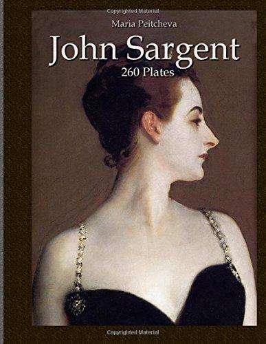 John Sargent: 260 Plates (Colour Plates)