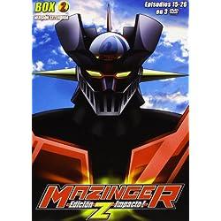 Mazinger Z - Edición Integral Box 2, Episodios 15-26 [DVD]