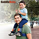 SaddleBaby-Shoulder Carrier, Original by Quail Development