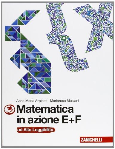 Matematica in azione. Ad alta leggibilit. Per la Scuola media: 3