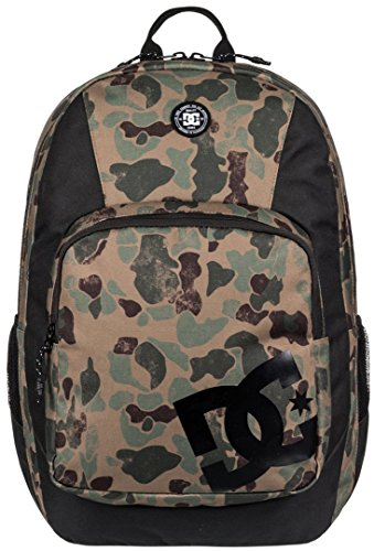 DC Shoes The Locker Mochila tipo casual, 52 cm, 23 litros, Chutney