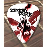 Printed Picks Company Linkin Park Hybrid Theory Premium Guitar Pick x 5 Medium