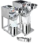 Ajanta SS Food Pulerizer Machine 3HP 2800 RPM Mixer Grinders at amazon