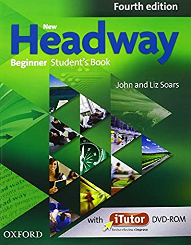 New Headway Beginner: Student's Book and Workbook Without Answer Key Pack 4th Edition