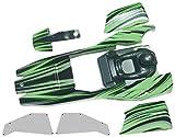 Redcat Racing Body Panels Green
