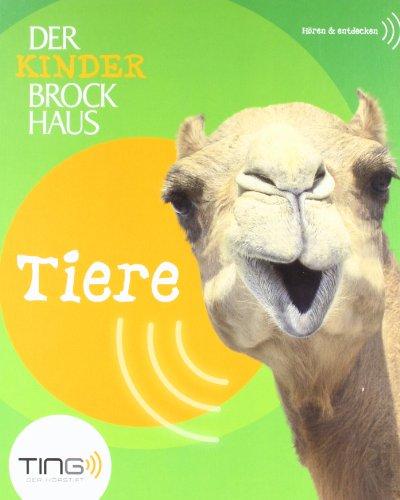 Produktbild bei Amazon - TING Der Kinder Brockhaus Tiere: Hören und entdecken