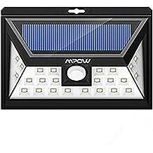 Luce Solari Mpow Lampada Wireless ad Energia