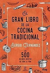 El gran libro de la cocina tradicional par  RTVE