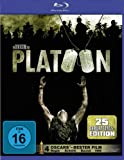 DVD Cover 'Platoon - 25th Anniversary Edition [Blu-ray]