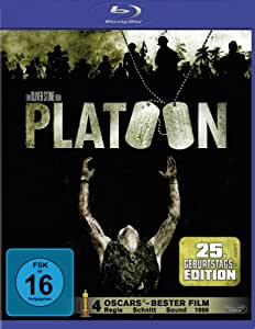 Platoon - 25th Anniversary Edition [Blu-ray]