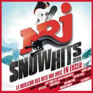 NRJ SNOW HITS 2014 CDA