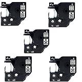 Kompatible P-touch als Ersatz für DYMO D1 45013 12mm 7m