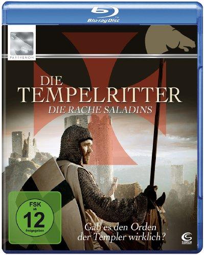 Die Tempelritter - Die Rache Saladins (Parthenon / SKY VISION) [Blu-ray]