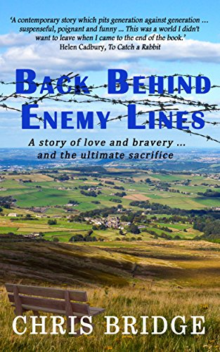 Back Behind Enemy Lines by [Bridge, Chris]